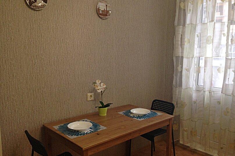 1-комн. квартира, 38 кв.м. на 4 человека, Суворовская улица, 77, Новороссийск - Фотография 10