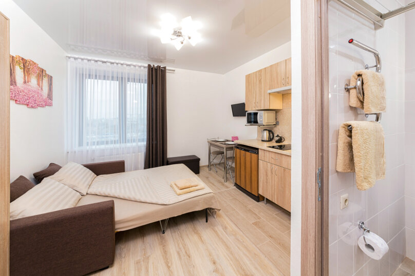 1-комн. квартира, 18 кв.м. на 2 человека, Кронштадтский бульвар, 6к4, Москва - Фотография 8
