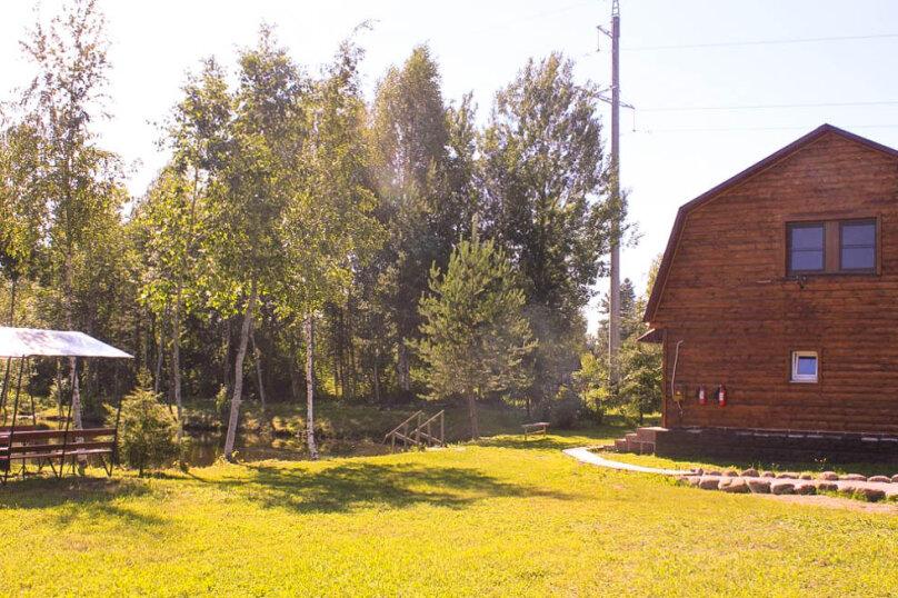 Коттедж с баней., Родниковая, 2, Ломоносов - Фотография 1