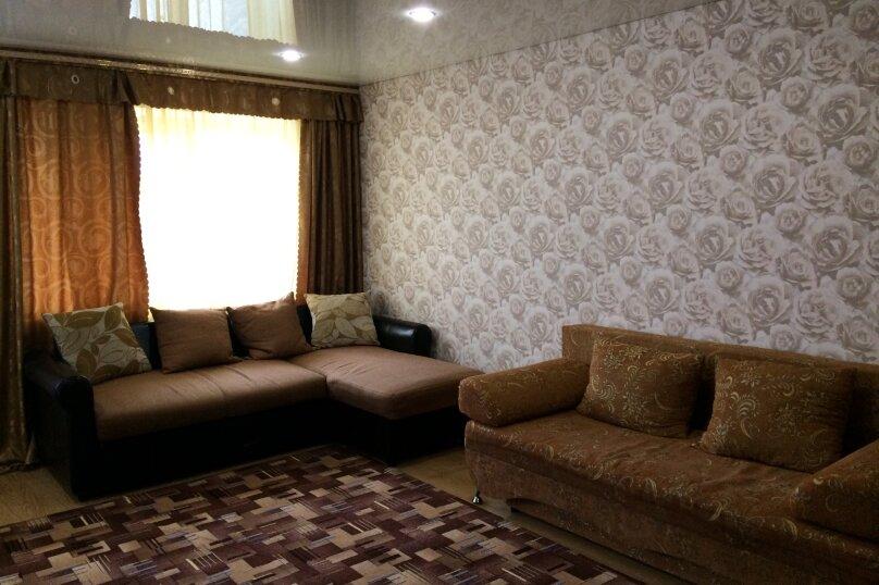 2-комн. квартира, 45 кв.м. на 6 человек, улица Фрунзе, 25, Краснодар - Фотография 1