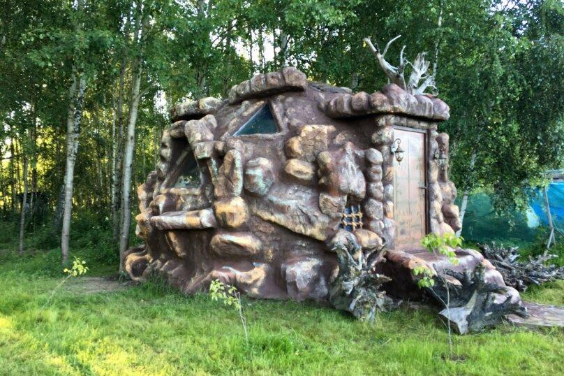 """Гостевой дом """"Пещера Гингемы"""", д.Петрово, 1 на 1 комнату - Фотография 20"""