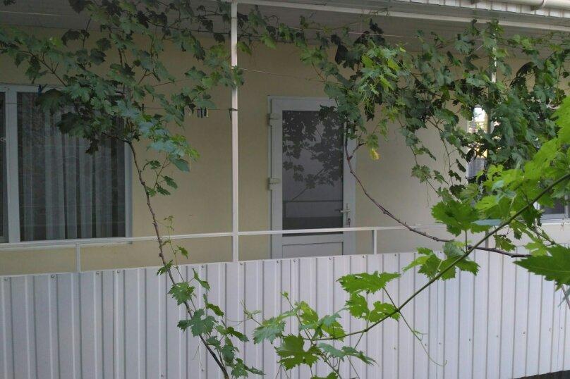 2-комнатный номер 4-х местный, ул.Спендиарова , 6, Судак - Фотография 2