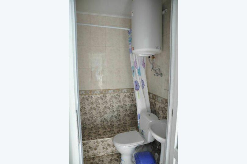2-комнатный номер 4-х местный, ул.Спендиарова , 6, Судак - Фотография 4