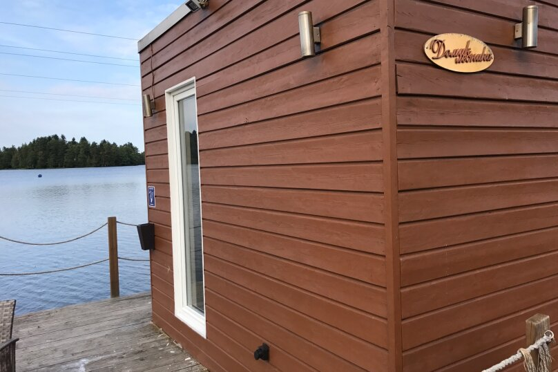 Загородный клуб на берегу озера, Офицерская улица, 23 на 6 номеров - Фотография 44
