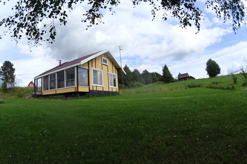 Гостевой дом в Карелии, 85 кв.м. на 6 человек, 3 спальни, Метчелица, 7, Суоярви - Фотография 5