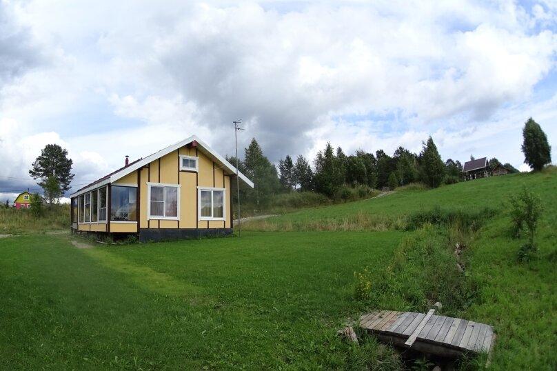 Гостевой дом в Карелии, 85 кв.м. на 6 человек, 3 спальни, Метчелица, 7, Суоярви - Фотография 10