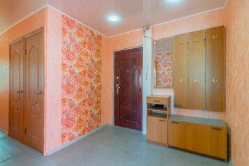 3-комн. квартира, 63 кв.м. на 7 человек, улица Сталеваров, 6, Правобережный район, Магнитогорск - Фотография 1