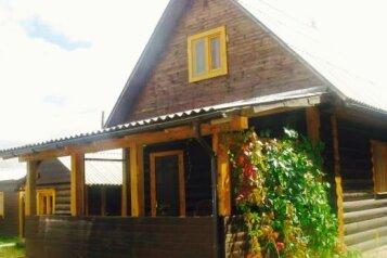 Дом на берегу озера, 79 кв.м. на 5 человек, 1 спальня, деревня Гуща, Осташков - Фотография 1