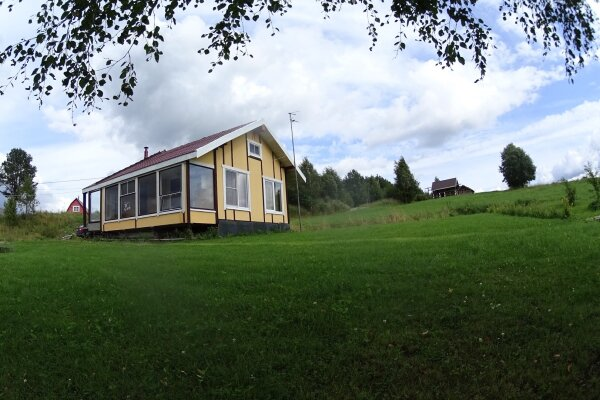 Гостевой дом в Карелии, 85 кв.м. на 6 человек, 2 спальни