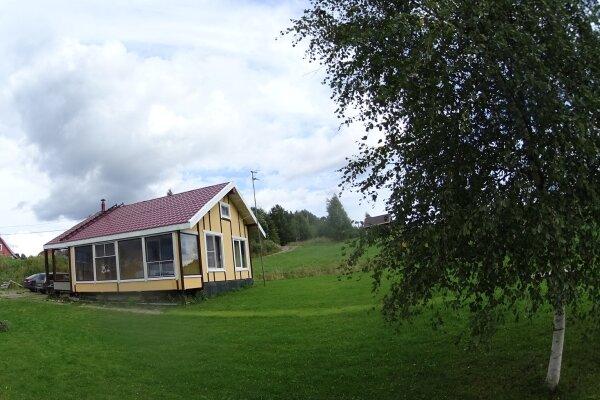 Гостевой дом в Карелии, 85 кв.м. на 6 человек, 3 спальни, Метчелица, 7, Суоярви - Фотография 1