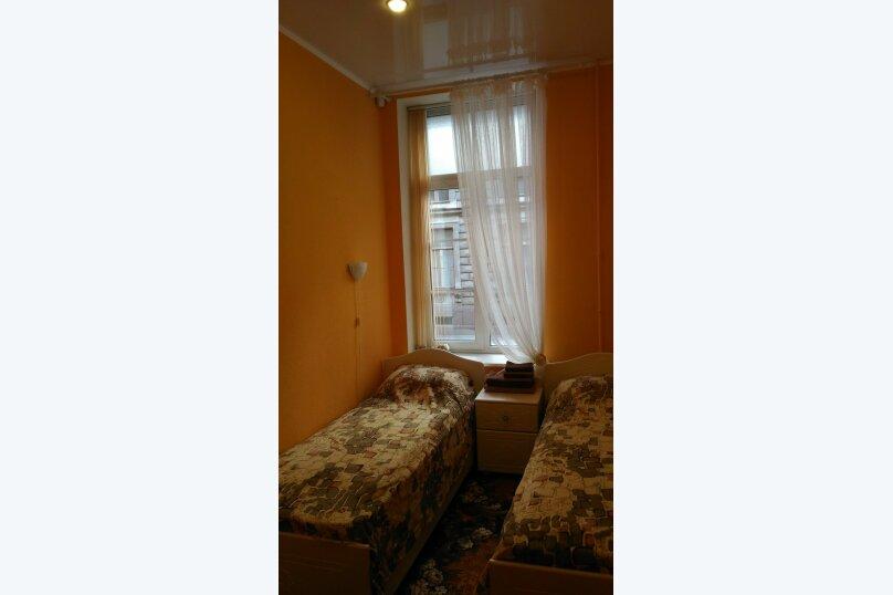 Номер с двумя отдельными кроватями, Вознесенский проспект, 3-5, Санкт-Петербург - Фотография 1