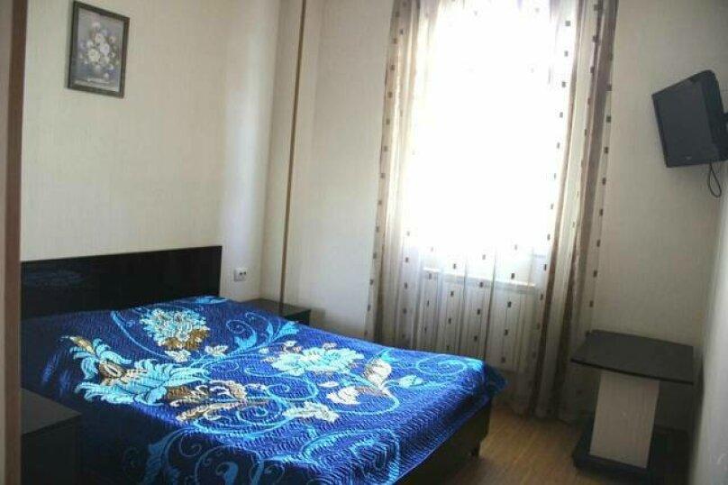 Стандартный двухместный номер с 1 кроватью, улица Просвещения, 27А, Адлер - Фотография 1