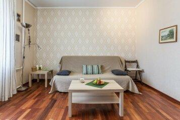 2-комн. квартира, 65 кв.м. на 4 человека, Варшавская улица, Санкт-Петербург - Фотография 1