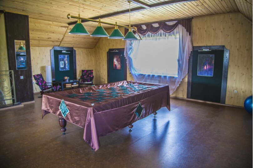 Домик с камином на берегу реки, 45 кв.м. на 4 человека, 1 спальня, село Тимонькино, 52, Нижний Новгород - Фотография 12