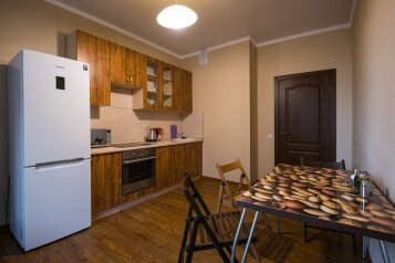 1-комн. квартира, 47 кв.м. на 4 человека, Октябрьская улица, Краснодар - Фотография 4