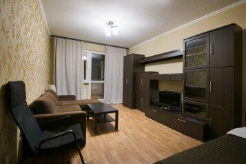 1-комн. квартира, 49 кв.м. на 6 человек, Кожевенная улица, 26, Краснодар - Фотография 3