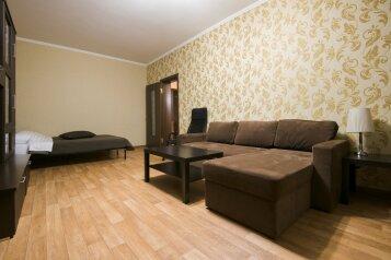 1-комн. квартира, 49 кв.м. на 6 человек, Кожевенная улица, 26, Краснодар - Фотография 4