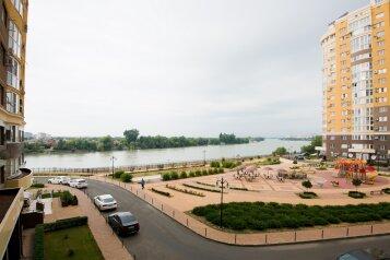 1-комн. квартира, 49 кв.м. на 6 человек, Кожевенная улица, 26, Краснодар - Фотография 1