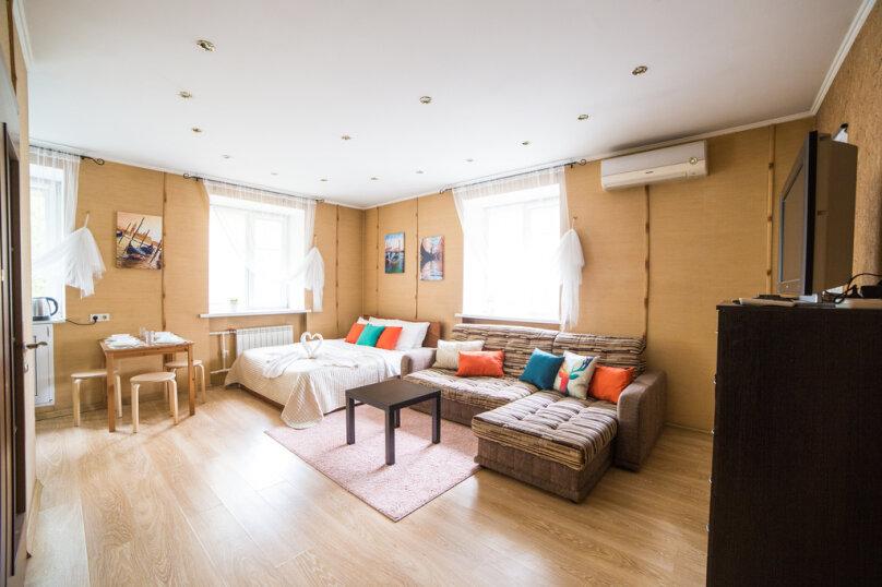 1-комн. квартира, 34 кв.м. на 4 человека, проспект Карла Маркса, 34, Омск - Фотография 2