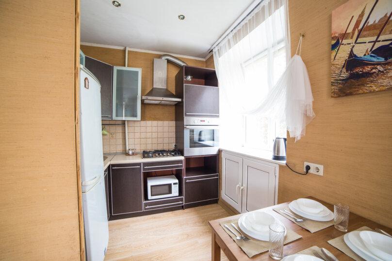 1-комн. квартира, 34 кв.м. на 4 человека, проспект Карла Маркса, 34, Омск - Фотография 14