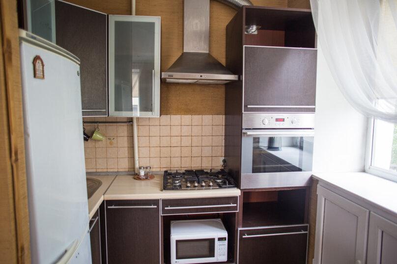 1-комн. квартира, 34 кв.м. на 4 человека, проспект Карла Маркса, 34, Омск - Фотография 15
