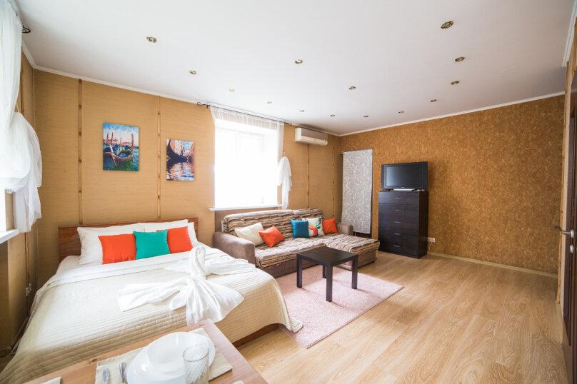1-комн. квартира, 34 кв.м. на 4 человека, проспект Карла Маркса, 34, Омск - Фотография 16