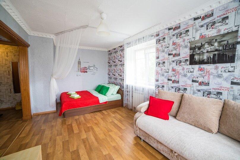 1-комн. квартира, 33 кв.м. на 3 человека, Спортивный проезд, 10, Омск - Фотография 2