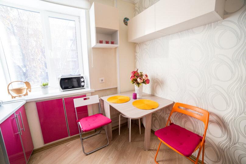 2-комн. квартира, 47 кв.м. на 4 человека, Тимуровский проезд, 4, Омск - Фотография 2