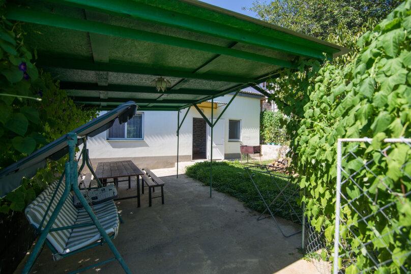 Дом для отдыха, 40 кв.м. на 8 человек, 2 спальни, Кастельская, 6, Лазурное, Алушта - Фотография 3