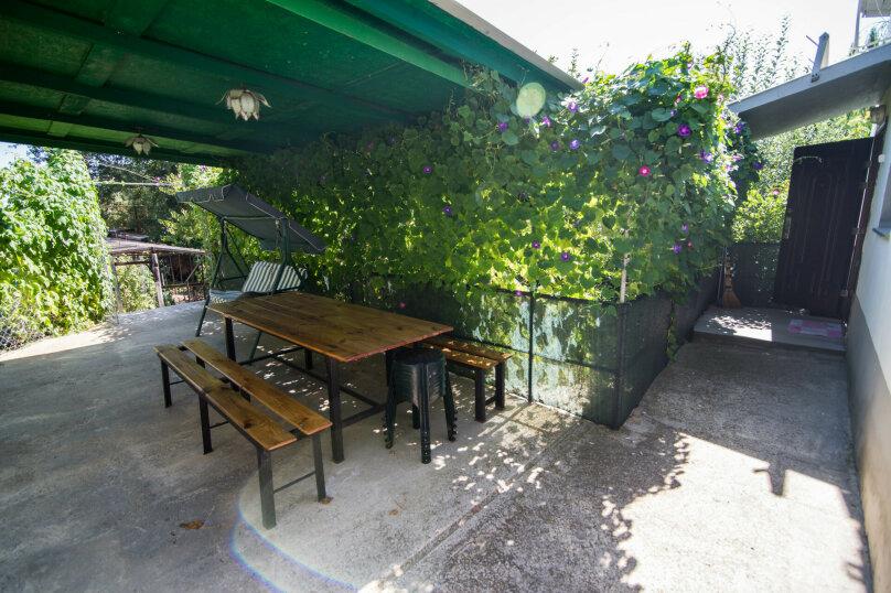 Дом для отдыха, 40 кв.м. на 8 человек, 2 спальни, Кастельская, 6, Лазурное, Алушта - Фотография 5