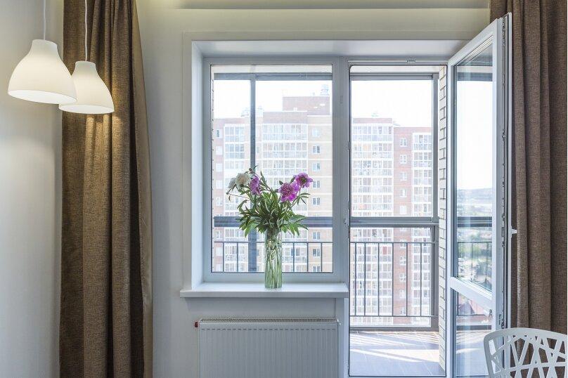 1-комн. квартира, 48 кв.м. на 3 человека, улица Седова, 65А/2, Иркутск - Фотография 9