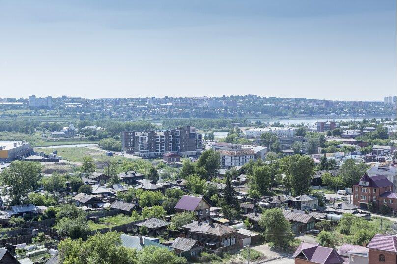 1-комн. квартира, 48 кв.м. на 3 человека, улица Седова, 65А/2, Иркутск - Фотография 12