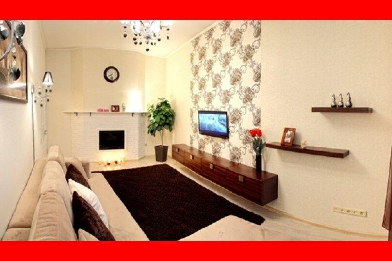 2-комн. квартира, 50 кв.м. на 4 человека, проспект Нахимова, 17, Севастополь - Фотография 11