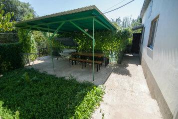 Дом для отдыха, 40 кв.м. на 8 человек, 2 спальни, Кастельская, Лазурное, Алушта - Фотография 4