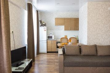 1-комн. квартира, 36 кв.м. на 3 человека, Строительный переулок, Иркутск - Фотография 2