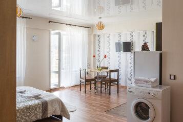 1-комн. квартира, 40 кв.м. на 3 человека, улица Ядринцева, 18, Иркутск - Фотография 1