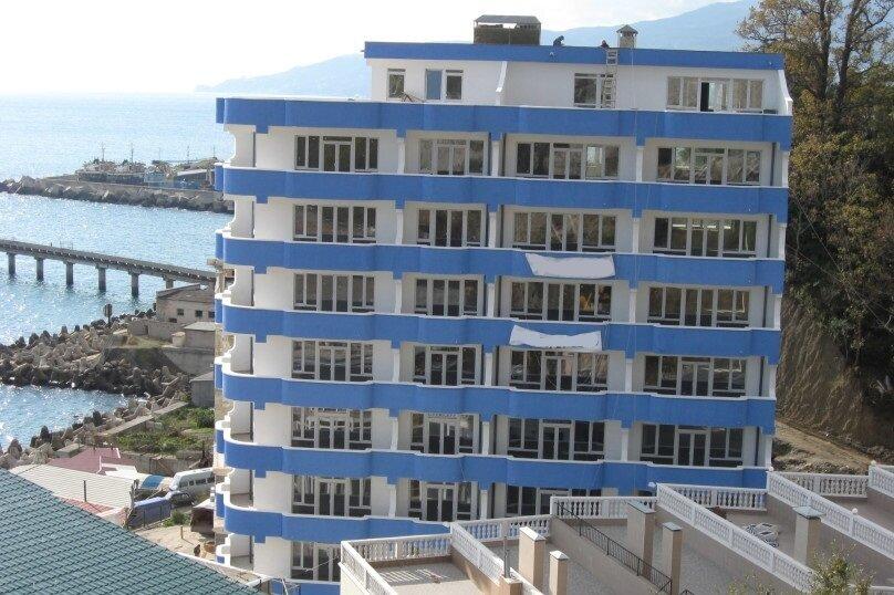 1-комн. квартира, 30 кв.м. на 3 человека, Отрадная улица, 18, Отрадное, Ялта - Фотография 1