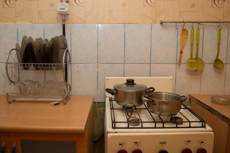 2-комн. квартира, 54 кв.м. на 9 человек, улица Мубарякова, 10/1, Уфа - Фотография 8