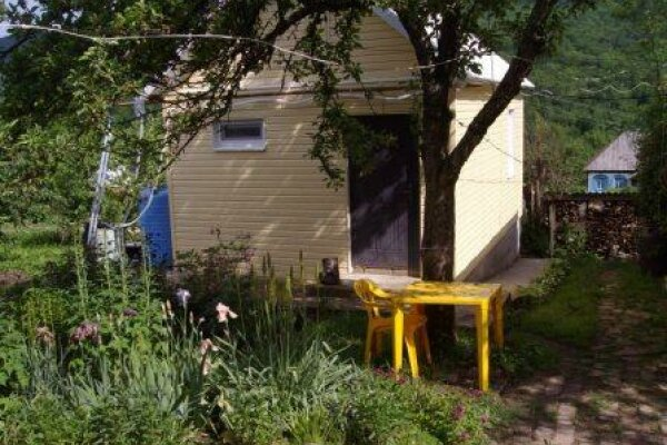 Дом в горах, 35 кв.м. на 3 человека, 1 спальня, станица Темнолесская, улица 24 квартал, 4, Апшеронск - Фотография 1