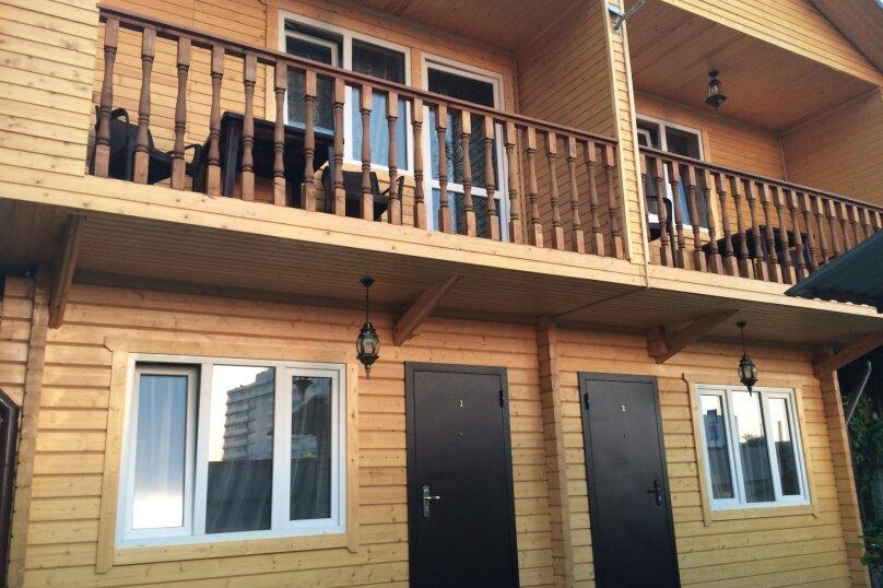 Часть дома с отдельным входом., 70 кв.м. на 6 человек, 2 спальни, Староклубная улица, 8, Адлер - Фотография 1