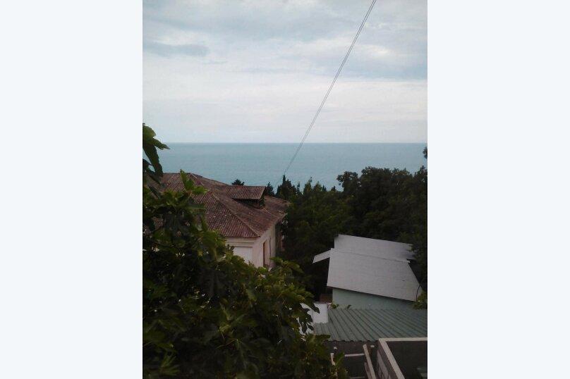 Номер с видом на море, улица Ленина, 5, Алупка - Фотография 1