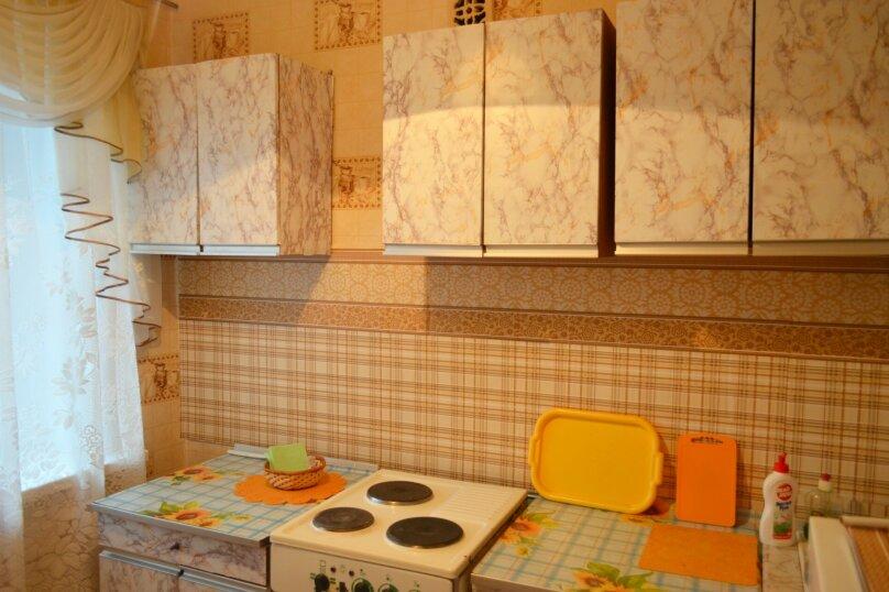 1-комн. квартира, 36 кв.м. на 4 человека, улица Карла Маркса, 139, Красноярск - Фотография 2