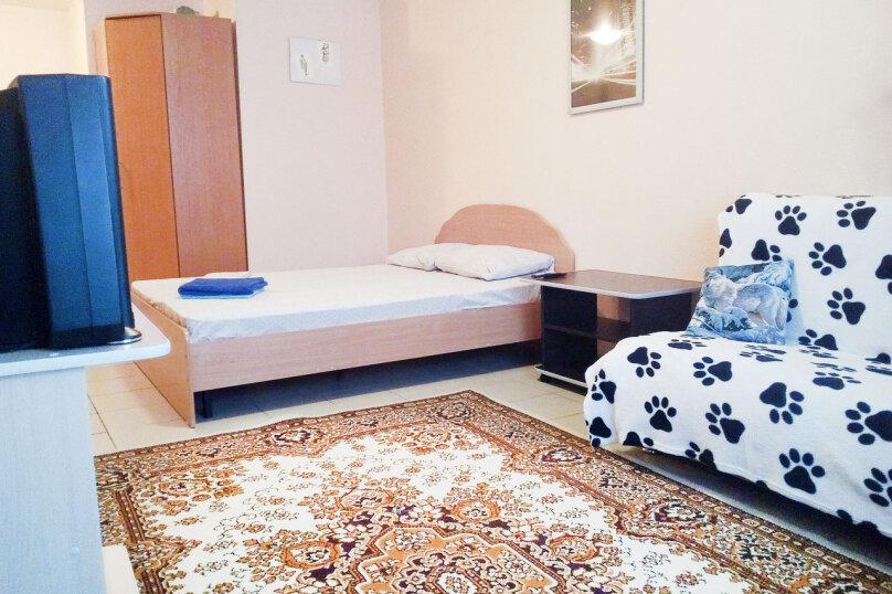 1-комн. квартира, 37 кв.м. на 3 человека, улица Карла Маркса, 146, Красноярск - Фотография 3