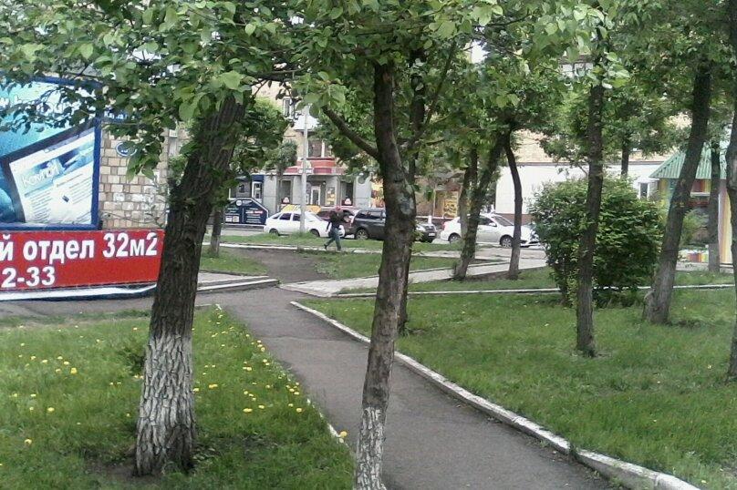 1-комн. квартира, 36 кв.м. на 4 человека, улица Карла Маркса, 139, Красноярск - Фотография 13