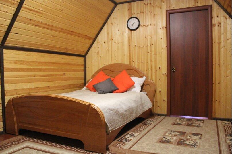 Коттеджи в пихтовом лесу, 110 кв.м. на 10 человек, 4 спальни, Таежная улица, 27, Шерегеш - Фотография 6