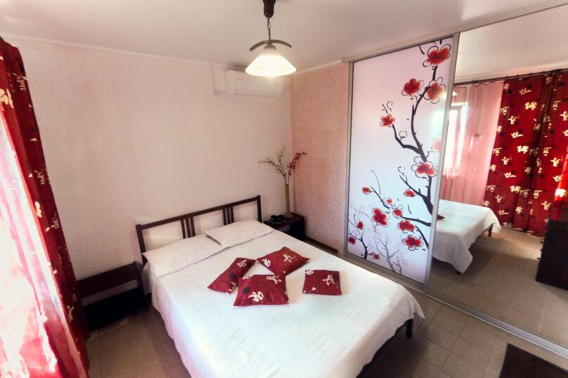 2х местная комната в Японском стиле, улица Гоголя, 29, Архипо-Осиповка - Фотография 1