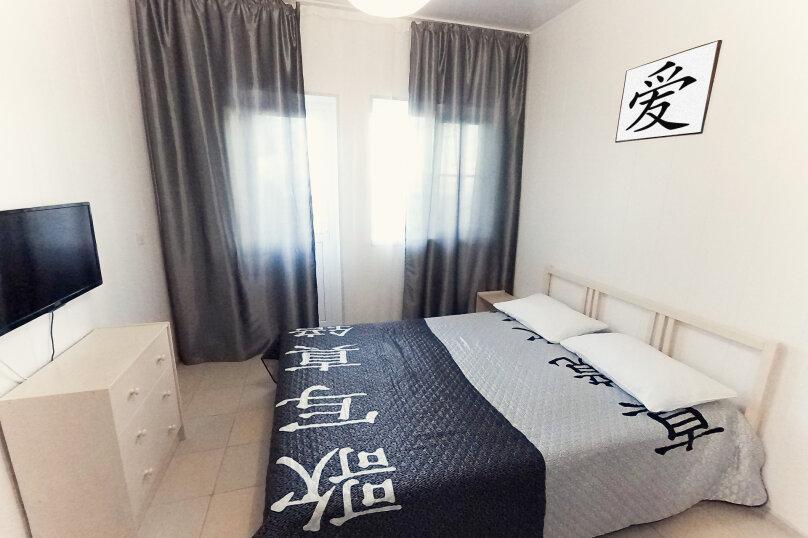 2х местная комната в Китайском стиле и видом на море, улица Гоголя, 29, Архипо-Осиповка - Фотография 1