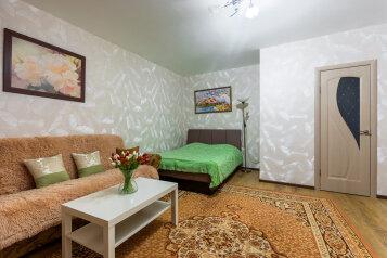 1-комн. квартира, 60 кв.м. на 4 человека, улица Переверткина, Воронеж - Фотография 2