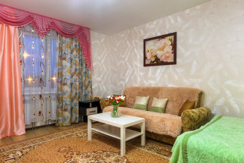 1-комн. квартира, 60 кв.м. на 4 человека, улица Переверткина, Воронеж - Фотография 3