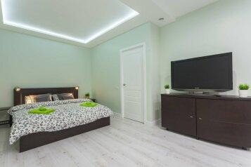 1-комн. квартира, 45 кв.м. на 3 человека, Кременчугская улица, 11к1, Санкт-Петербург - Фотография 4